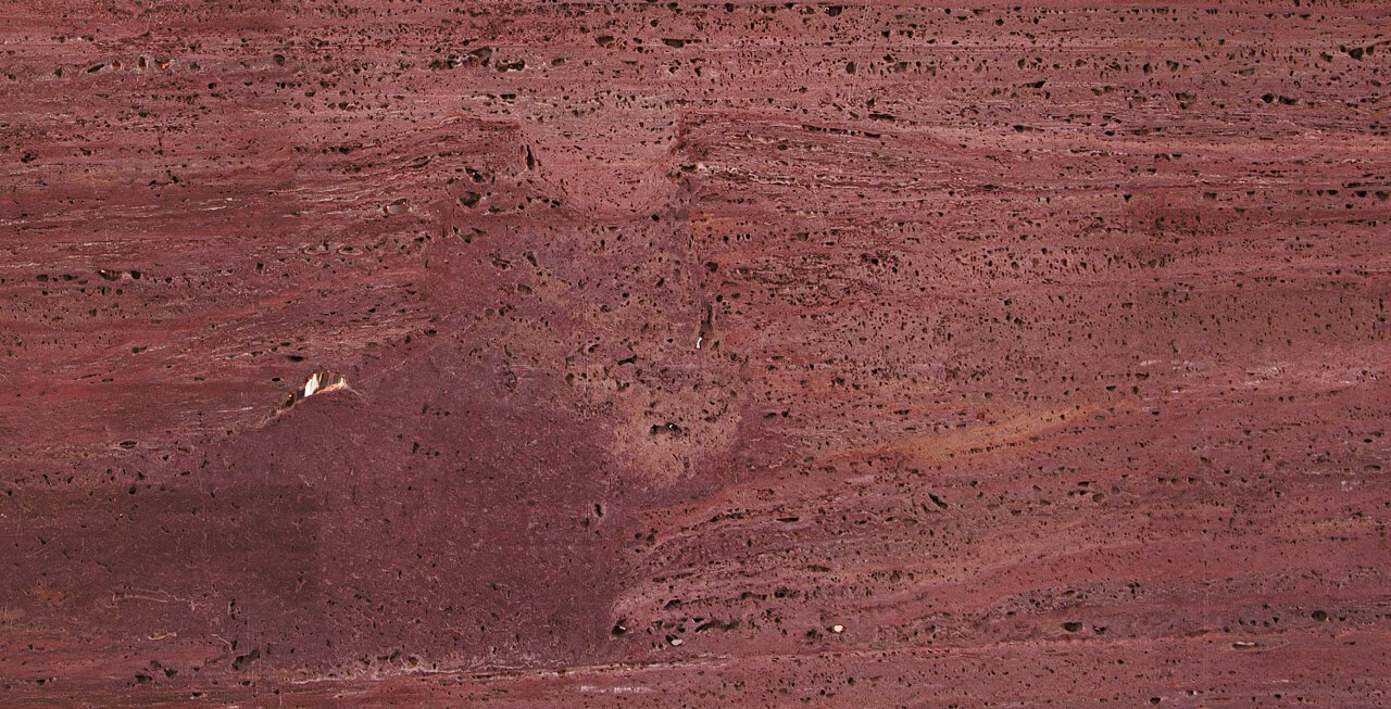 Persian Red | Travertine