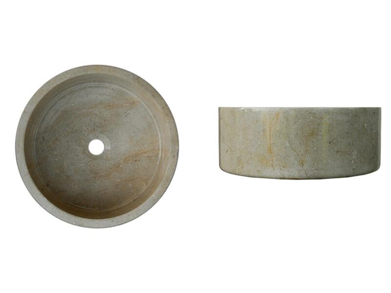 Ocean Beige SK-1008 | Marble Sink
